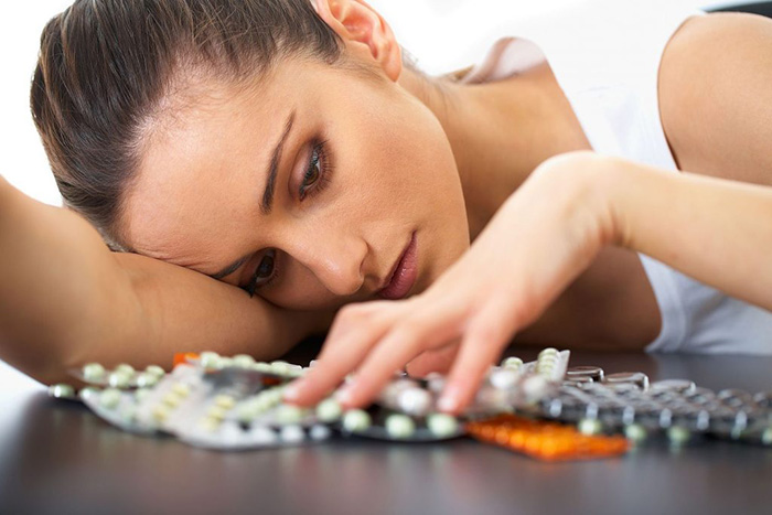 передозировка антидепрессантами
